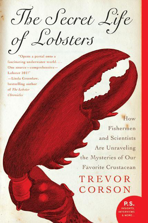 15 books for ocean lovers The-Secret-Life-of-Lobsters