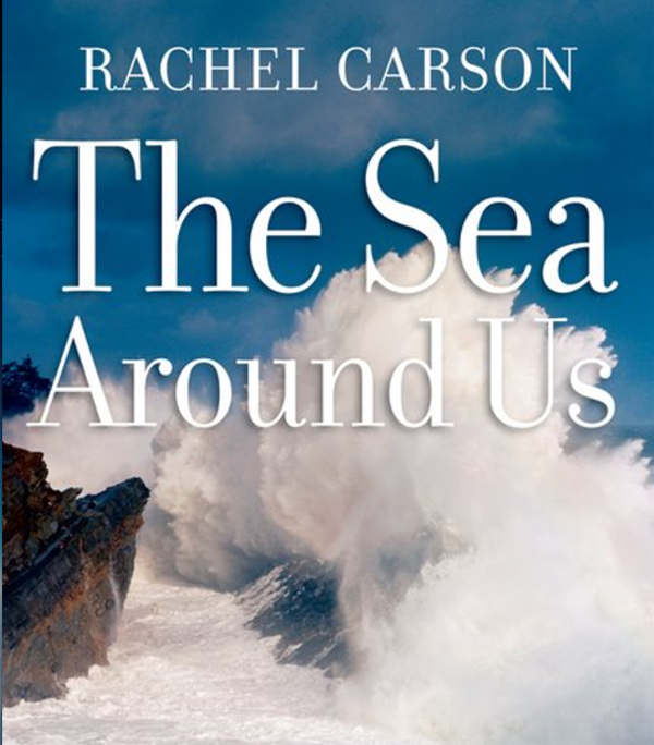 15 books The Sea Around Us Rachel Carson