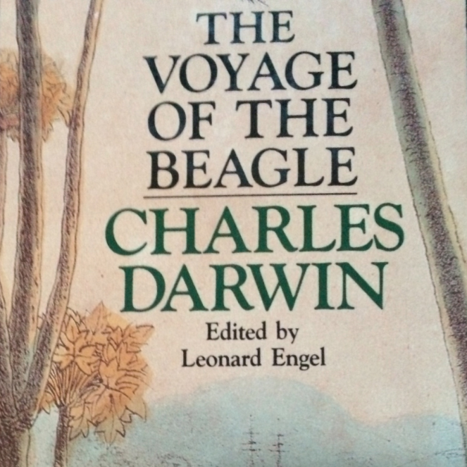 15 books Voyage of the Beagle